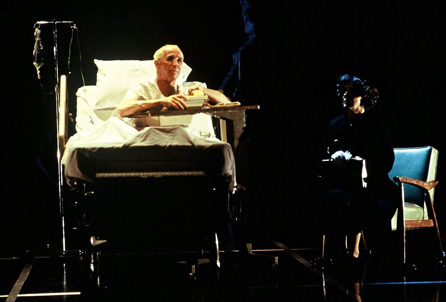 Actors Theatre. 2002. Angels in America - Millennium Approaches and Perestroika. Jon Gentry, Cathy Dresbach.