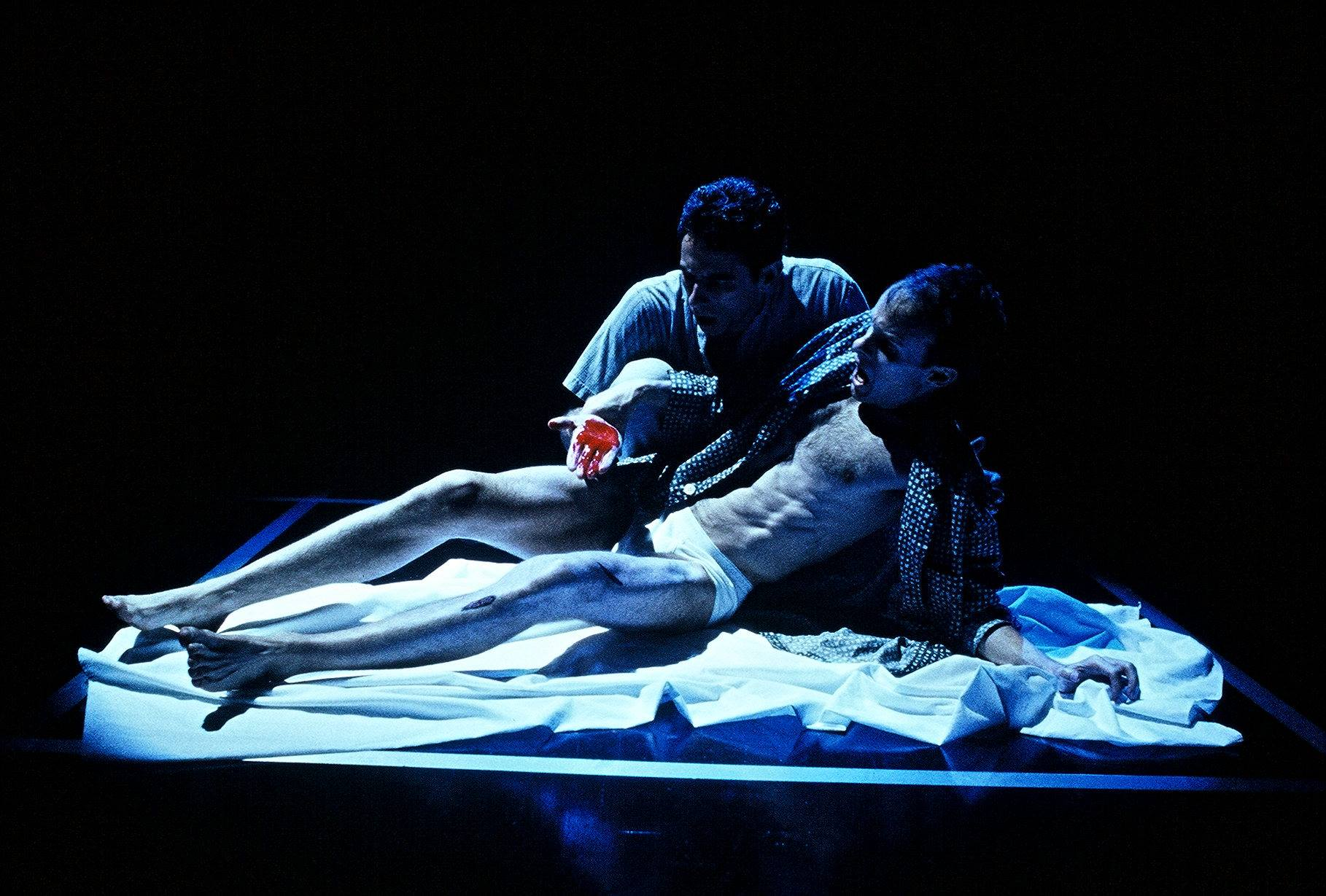 Actors Theatre. 2002. Angels in America - Millennium Approaches and Perestroika. Oliver Wadsworth, Christopher William. 000