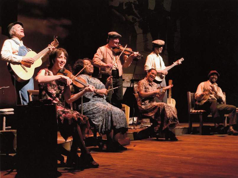 Arizona Theatre Company, 2003, It Ain't Nothing But the Blues 001