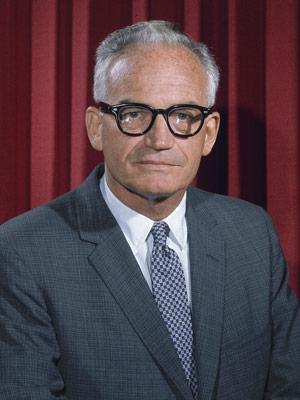 Sen. Barry Goldwater, R-Az.