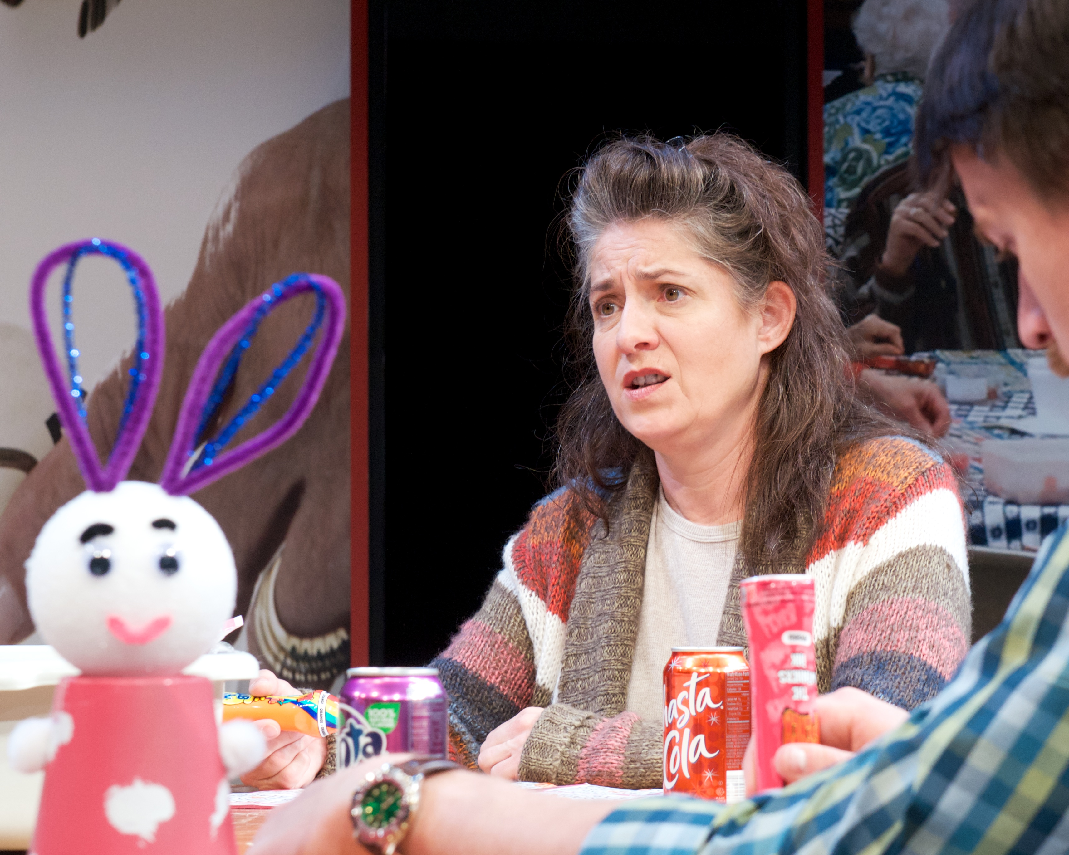 "Maria in ""Good People"" at Actors Theatre. (Photo by John Groseclose)"