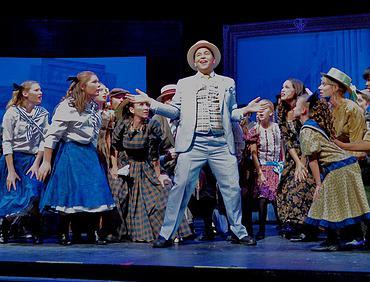 Desert Foothills Theatre. 2011. The Music Man