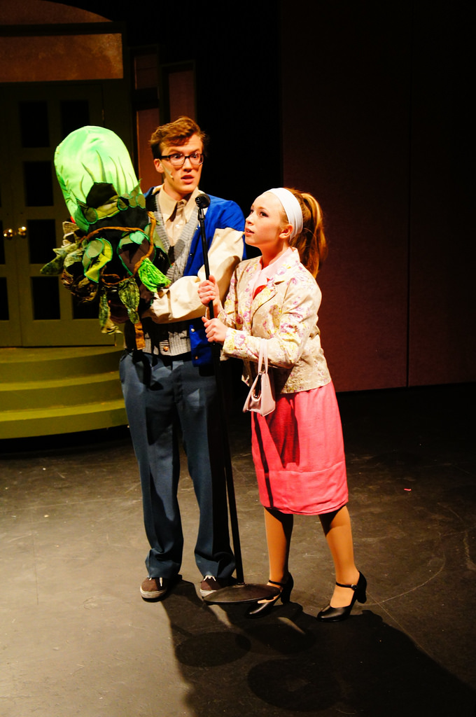 Desert Foothills Theatre. 2014. Little Shop of Horrors. Photo by Kyle C. West