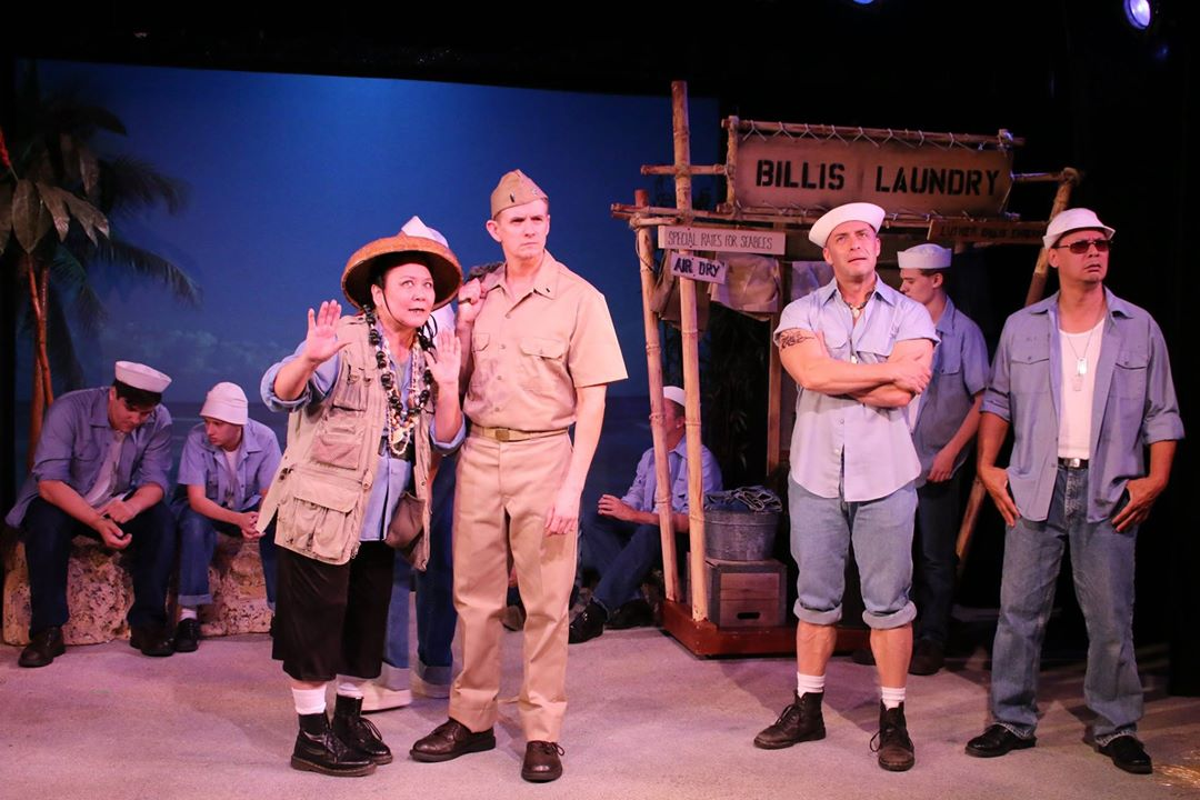 "2015. Fountain Hills Theatre. ""South Pacific."""