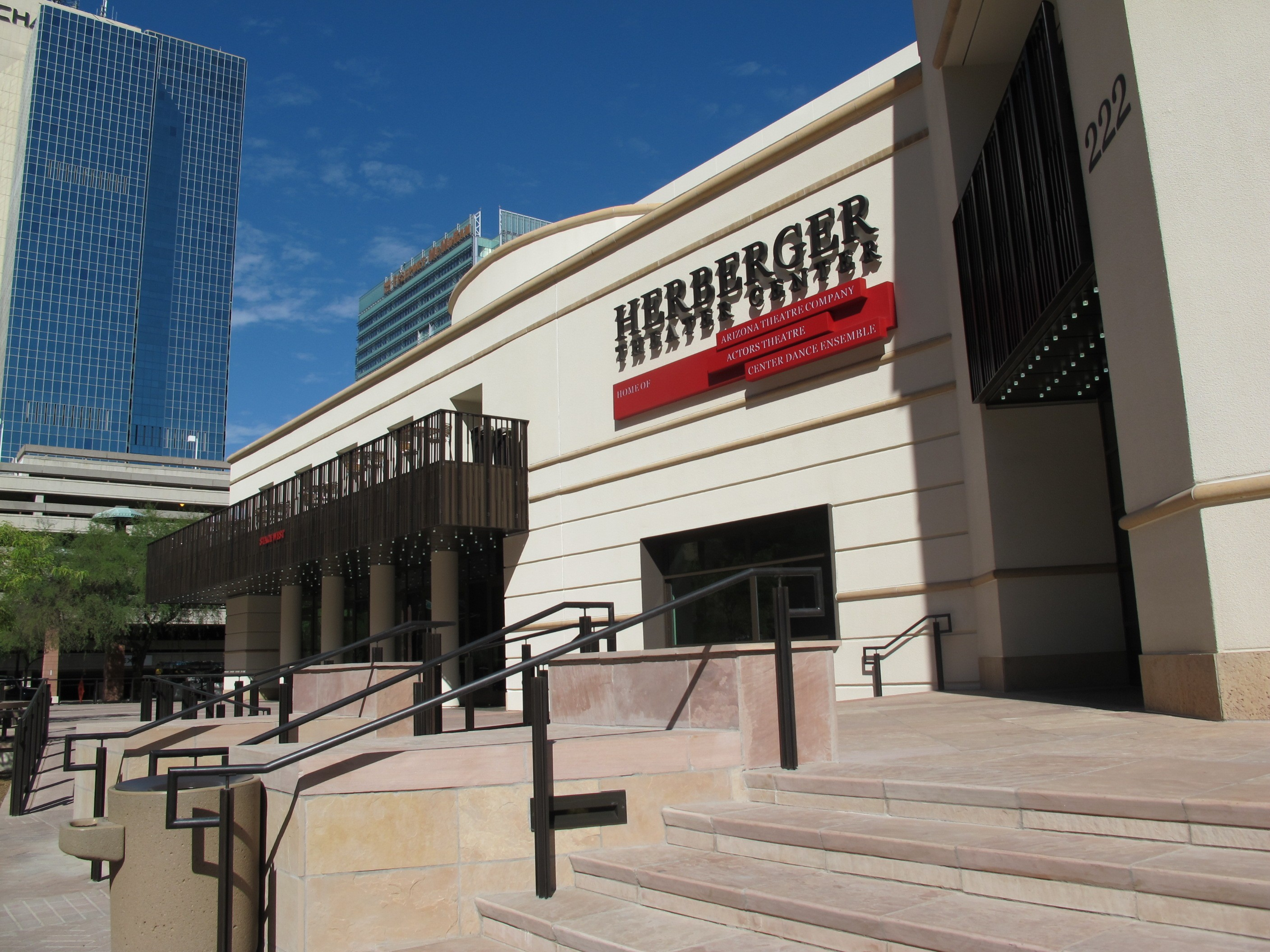Actors Theatre of Phoenix becomes a resident company at the new Herberger Theater Center in Phoenix, along with Arizona Theatre Company and Center Dance Ensemble.