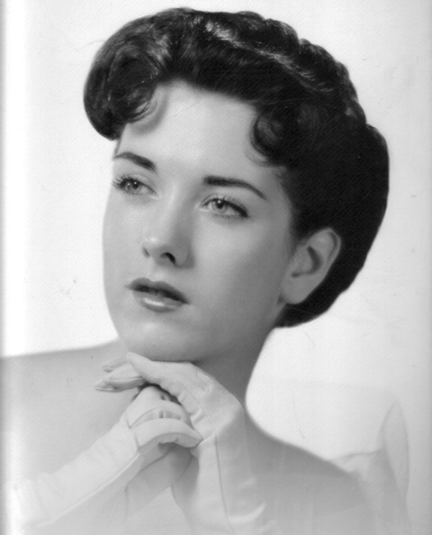 Jacqueline Gaston, one of the Valley's theater queens.