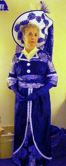 "Jacqueline Gaston as Mrs. Higgins in ""My Fair Lady"" at Arizona Broadway Theatre."