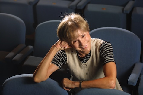 """Actors Theatre of Phoenix is founded by a group that includes Carol MacLeod - wife of then Phoenix Suns coach John MacLeod - and artistic director Judy Rollings. Their mission is to produce professional theater using local talent, and their first production is """"The Time of Your Life"""" by William Saroyan. (Rollings, pictured in 2006, currently runs the Lunch Time Theater program at the Herberger.)"""