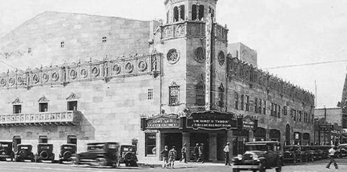 Orpheum Theatre historic