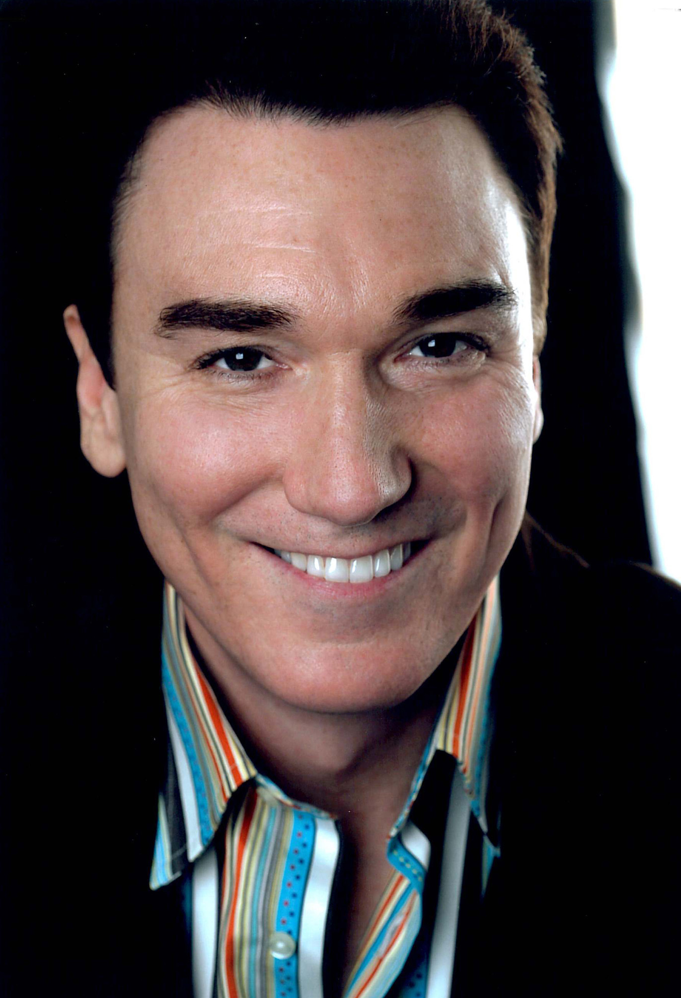 The handsome Patrick Page is a Broadway actor who has made frequent appearances on Valley stages.