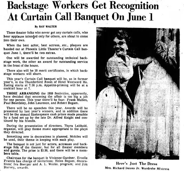 Arizona Republic, May 24, 1959