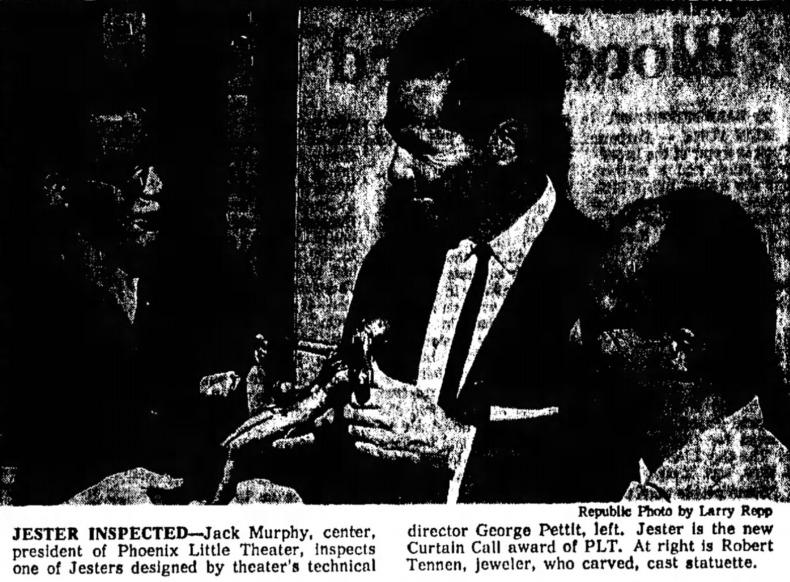 Phoenix theatre jester 1963 002
