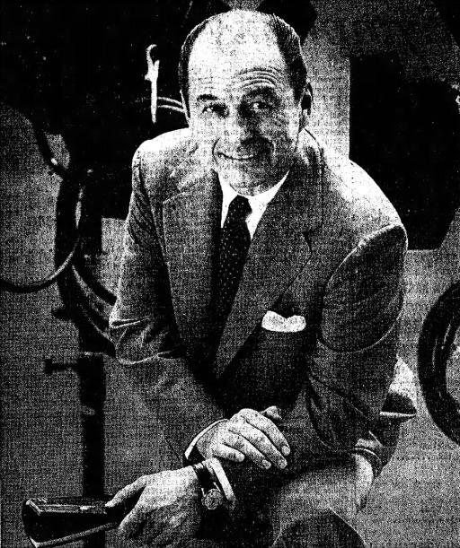 Richard Charlton, co-founder of the Sombrero Playhouse.