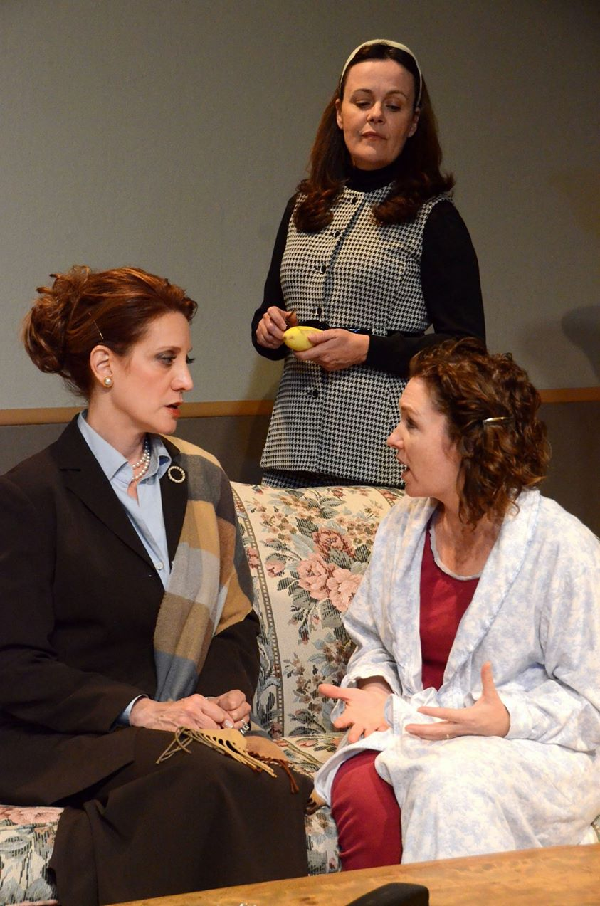 """Another scene from """"And Miss Reardon Drinks A Little."""""""