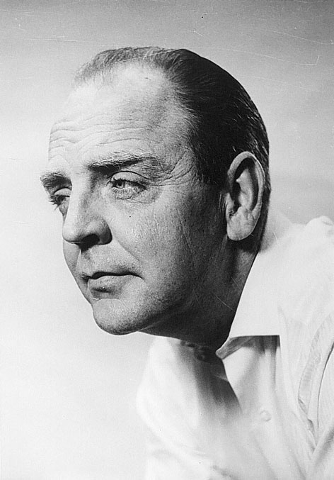 Pulitzer Prize-winning playwright William Inge had strong connections to the Valley theater community.