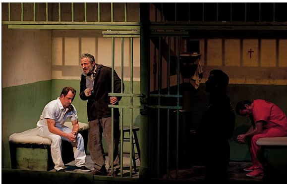 """William Inge's final play, """"The Last Pad,"""" had its world premiere in Phoenix. Shortly after the production moved to a Los Angeles theater, Inge committed suicide."""