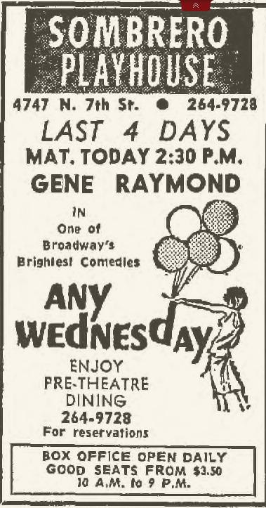 Arizona Republic, Jan. 19, 1967