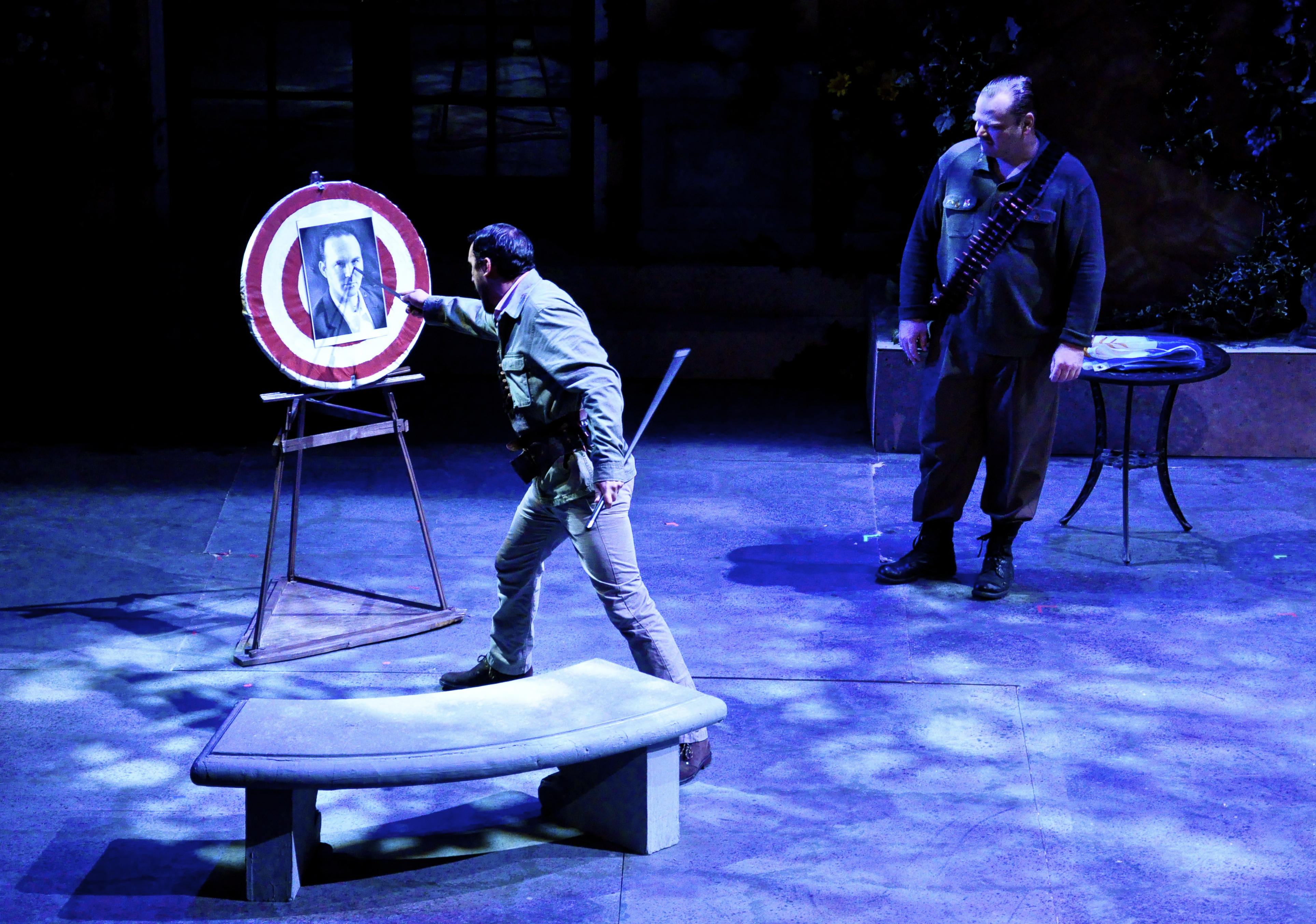 """The complicated politics of Argentina found their way into """"Much Ado."""""""