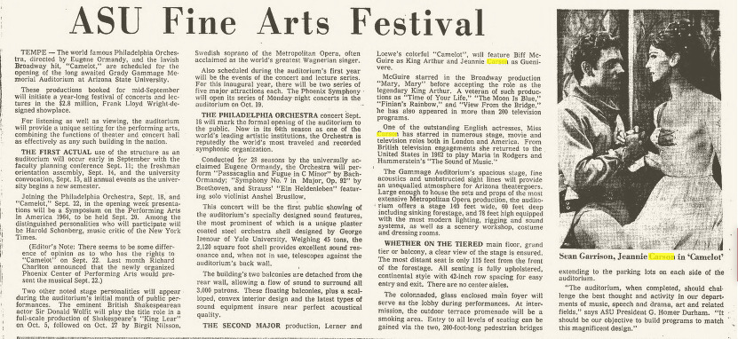Arizona Republic, May 17, 1964
