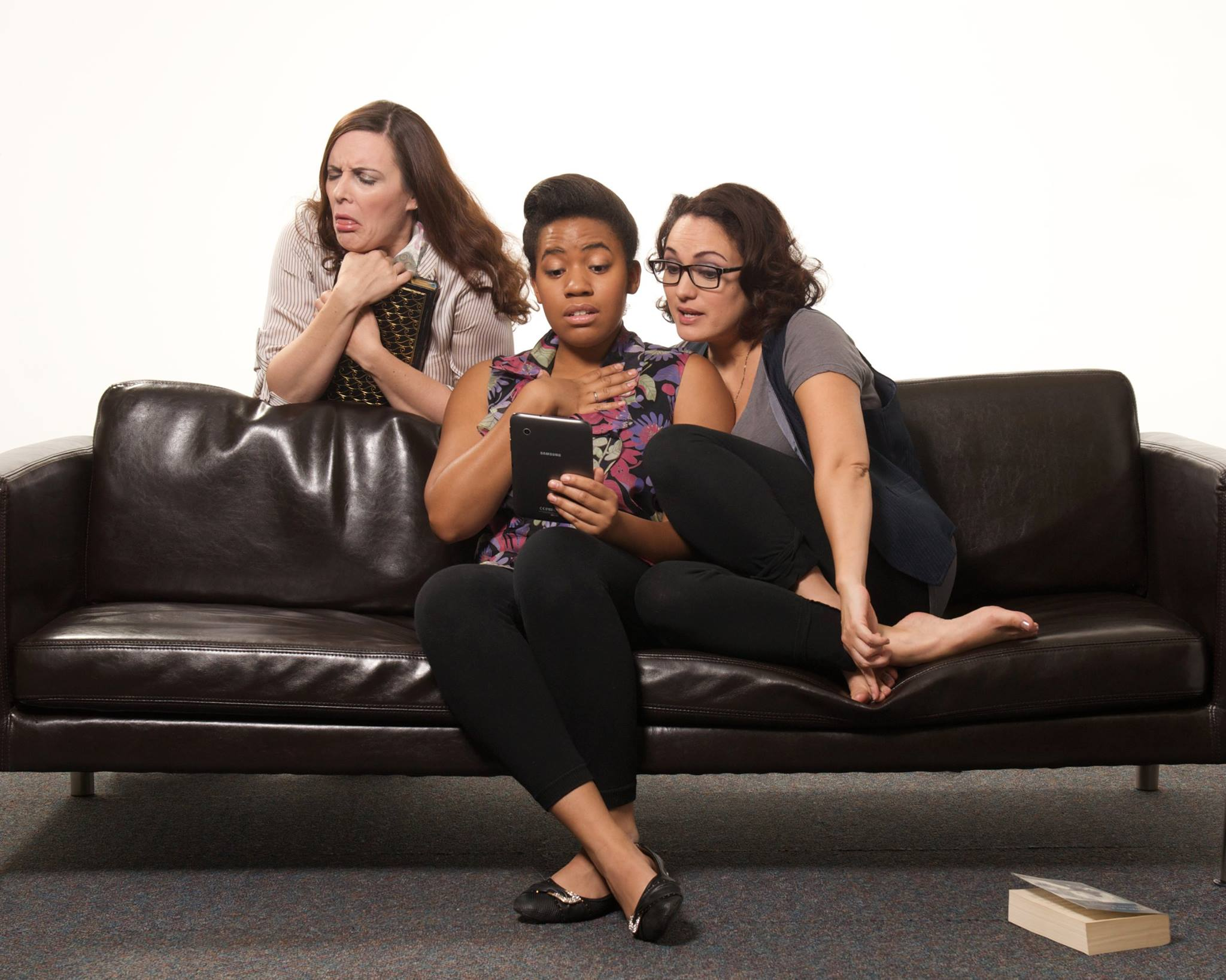 The 2014 Summer Repertory Season at Actors Theatre featured Maren Maclean, Alexis Aisha Green and Angelica Howland. (Photo by John Groseclose)