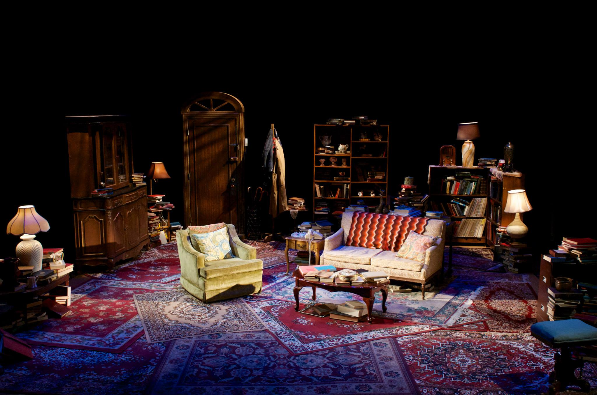 """Jeff Thomson's set for """"4000 Miles"""" at Actors Theatre. (Photo by John Groseclose)"""