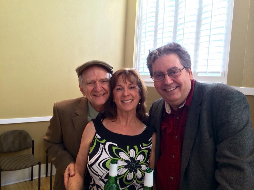 Mike Lawler, Cathy Dresbach, Ben Tyler