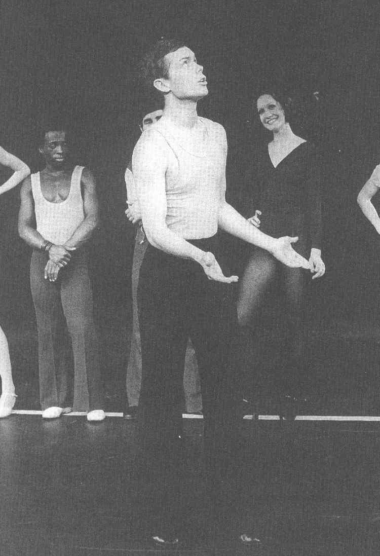 Cameron Mason, a Phoenix boy on Broadway.