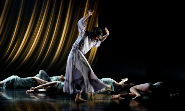 "Center Dance Ensemble's ""La Llorona,"" 2012. (Photography by Tim Fuller)"