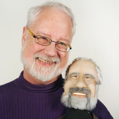 David Saar, Founder and Artistic Director, Childsplay.