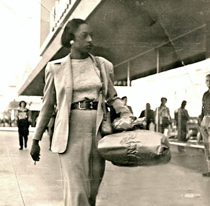 Helen K. Mason, Founder of the Black Theatre Troupe.