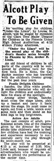 Jesse Linde Dec 10, 1930