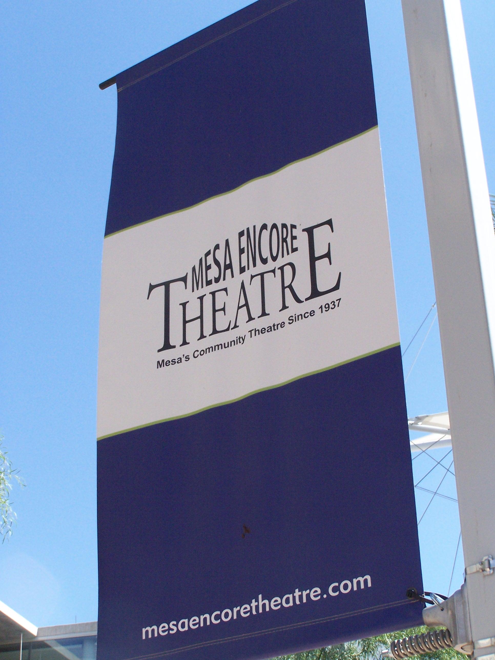 Mesa Encore Theatre 000