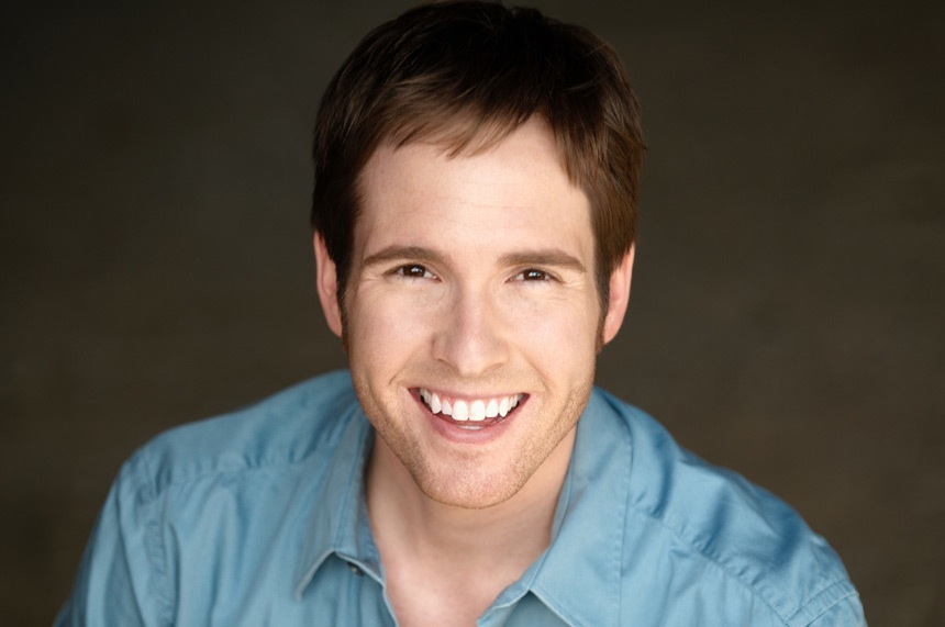 Nick Cartell, Phoenix singer/actor who's made it to Broadway!