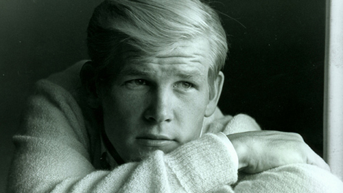 "Nick Nolte in his ""Golden Boy"" days."