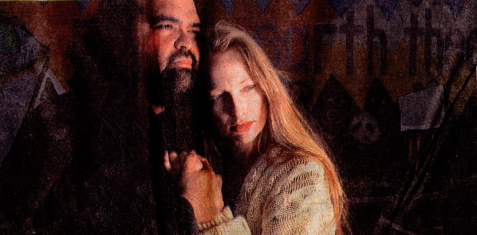 Peter James Cirino and Mollie Kellogg