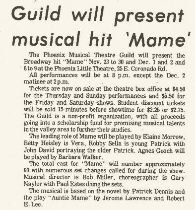 Scottsdale Daily Progress, Nov. 16, 1973