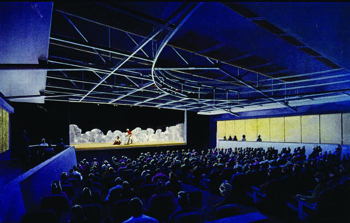 Phoenix Theatre's Main Stage.