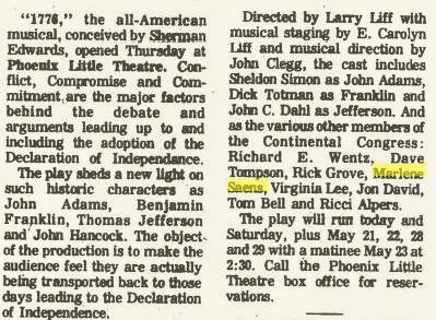 Phoenix Theatre 1976 1776 001