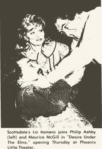 Phoenix Theatre 1977 October, Desire Under the Elms 001