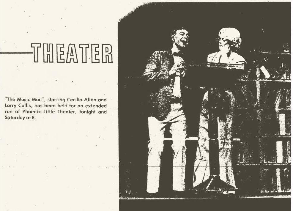 Phoenix Theatre, The Music Man 000