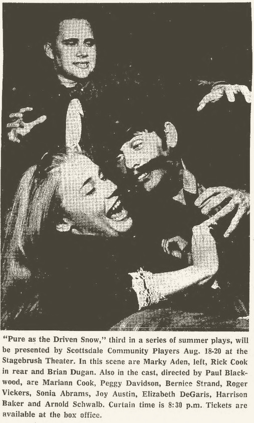 Arizona Republic, Aug. 13, 1967