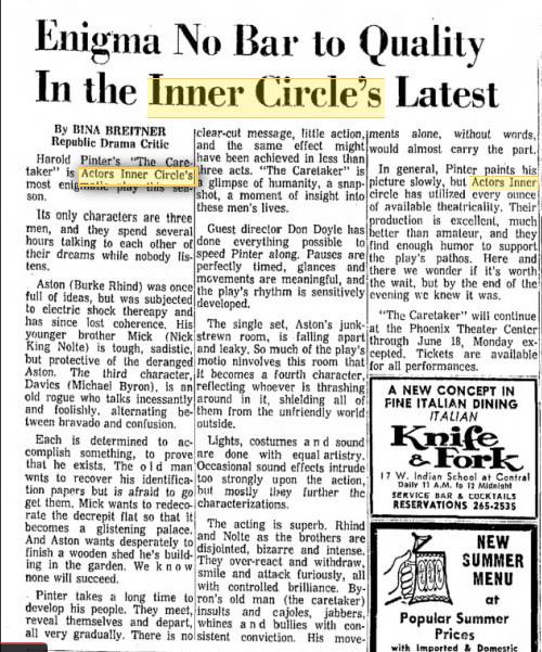 Arizona Republic, June 10, 1967