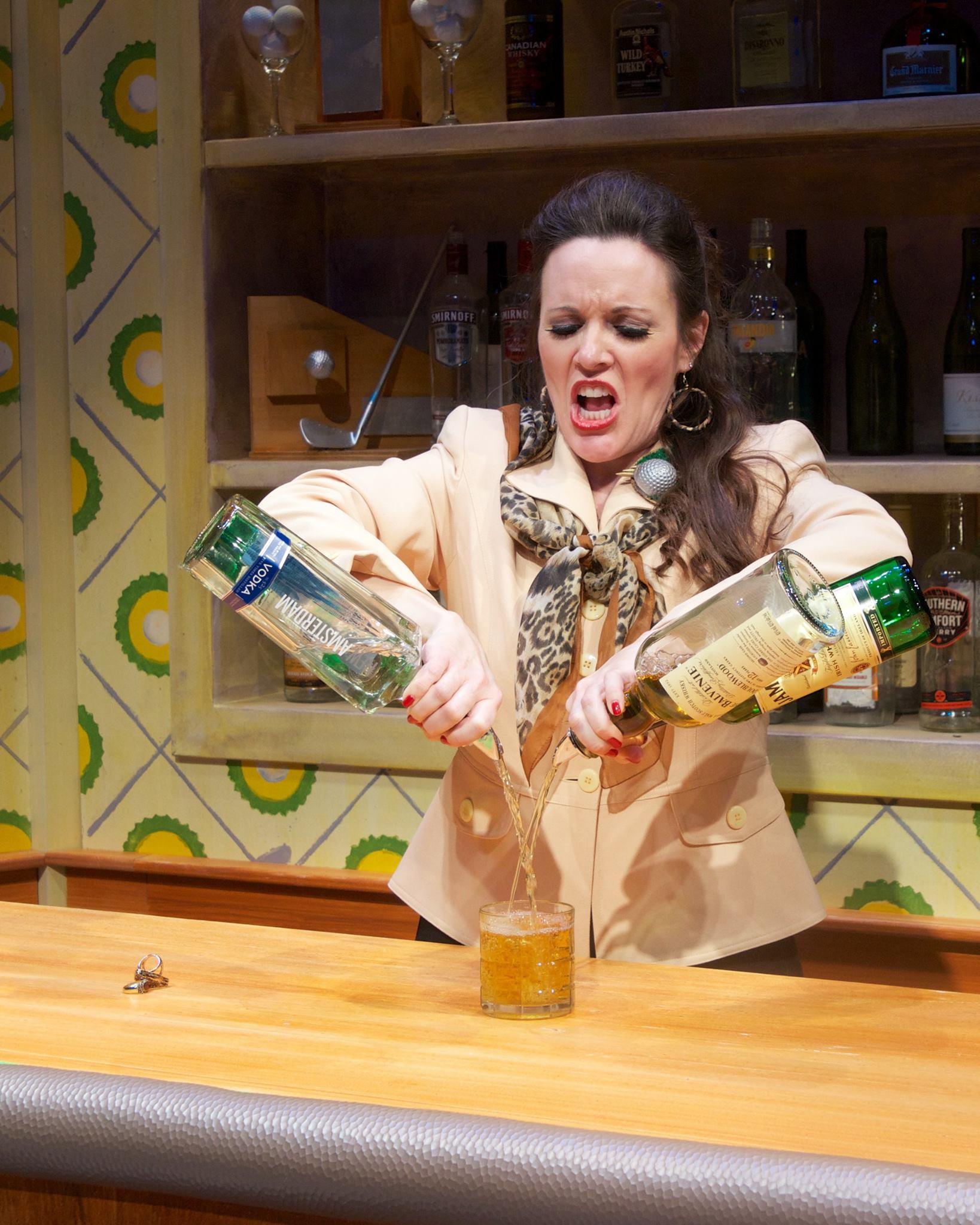 Maren MacLean in the 2014 Summer Repertory Season at Actors Theatre. (Photo by John Groseclose)