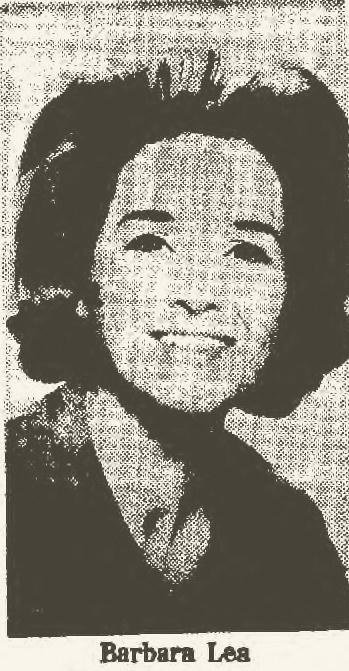 Barbara Lea 000