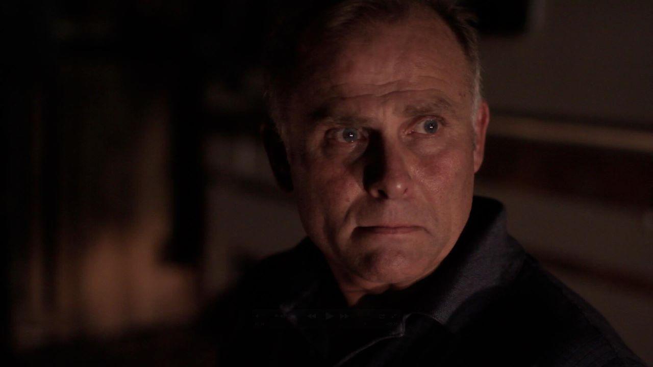 Greg Lutz in 'Escort Driver: Dead End.' (Running Wild Films)