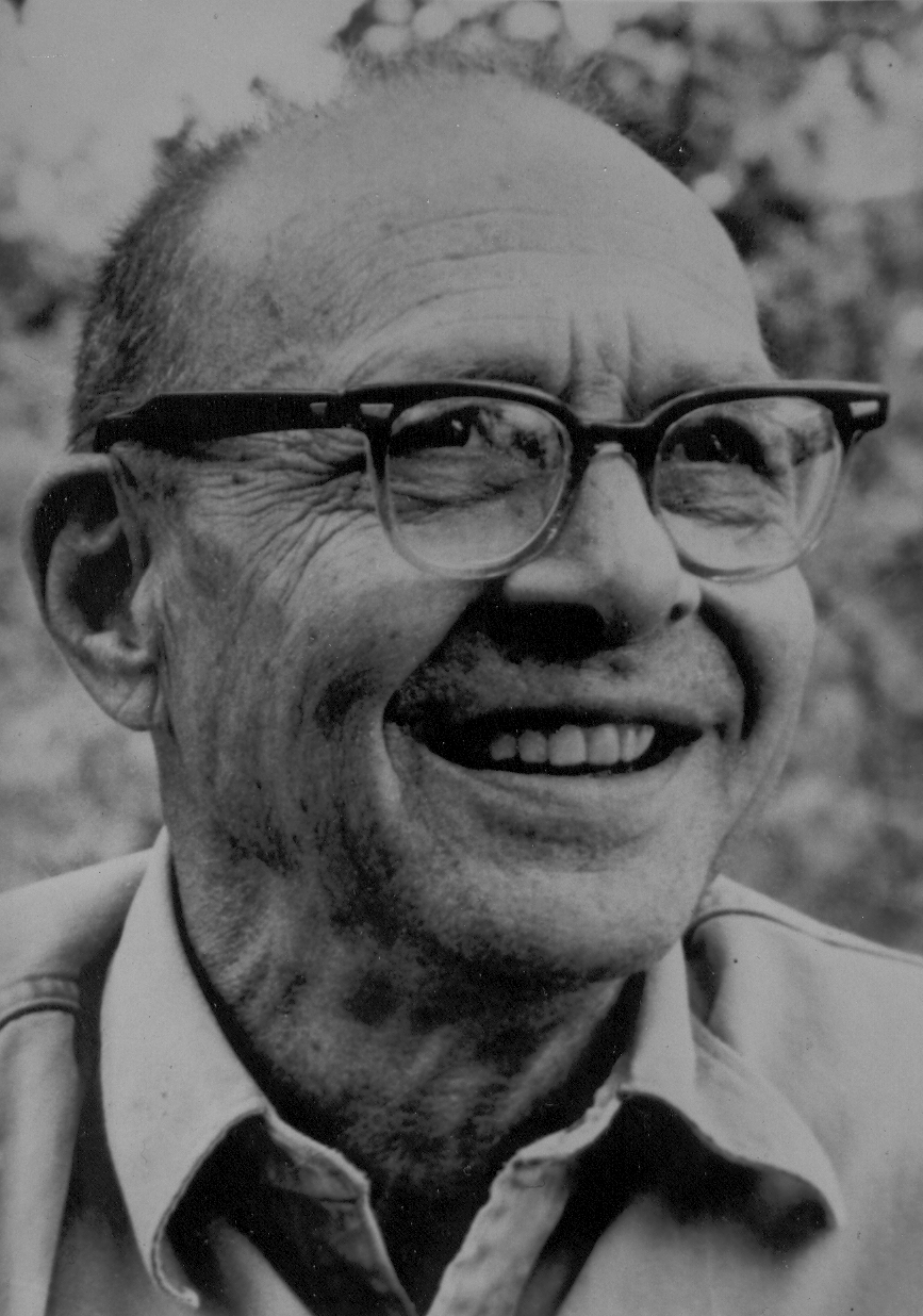 Harry Behn, founder of Phoenix Little Theatre, now Phoenix Theatre.