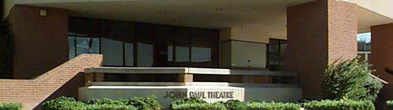 The John Paul Theatre at Phoenix College.