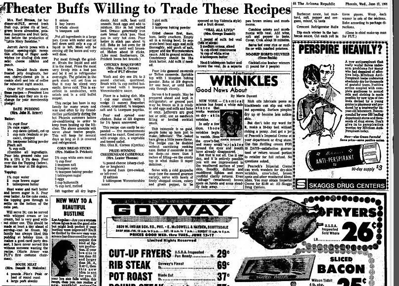 Arizona Republic, June 12, 1968