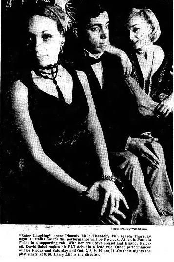 Phoenix Theatre 1969 Enter Laughing 00`
