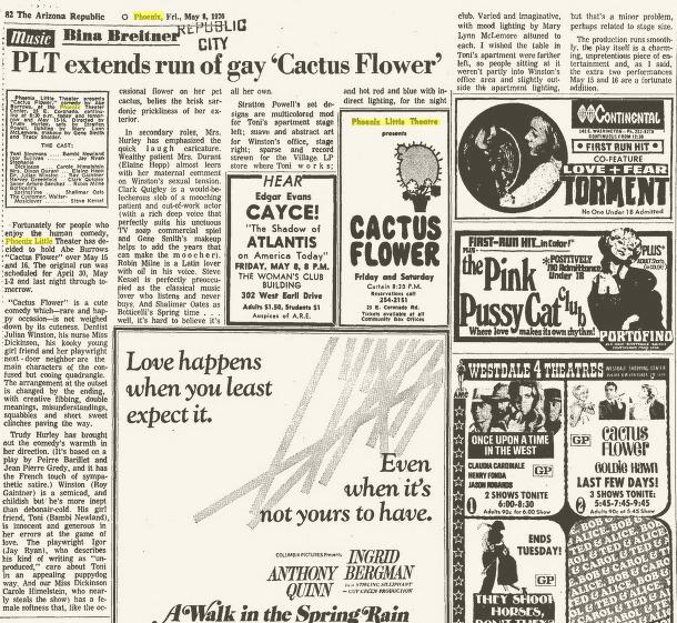 Arizona Republic, May 8, 1970